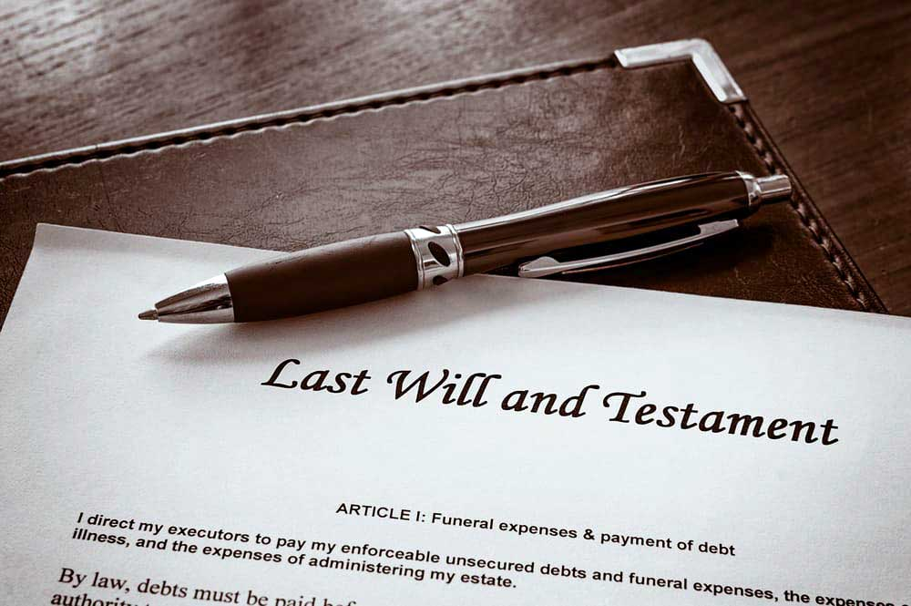 letters testamentary in texas